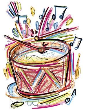 Drum Sketch