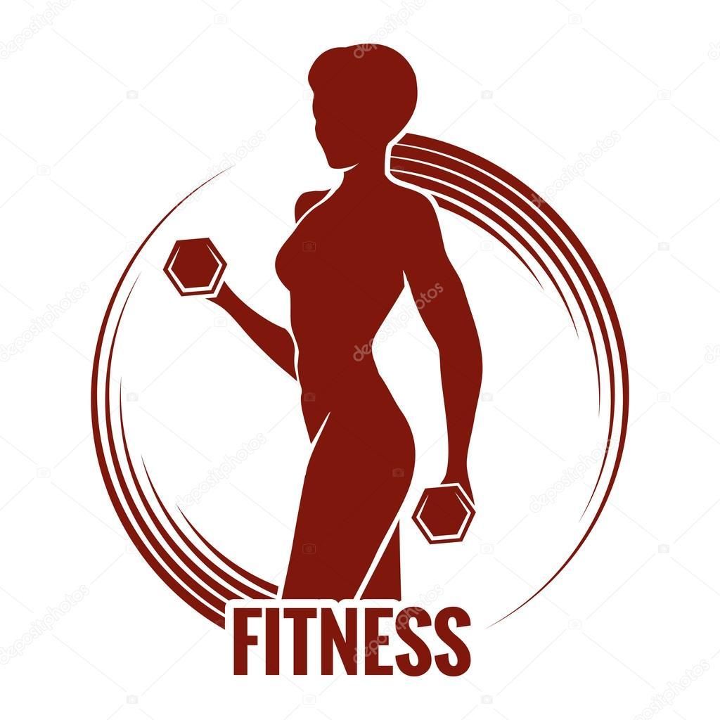 Fitness Logo — Stock Vector © bogadeva #73432299 for Fitness Logo Vector Free Download  111ane