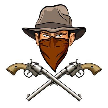 Bandit wit a Guns