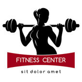 Fotografie Fitness Center or Gym Logo