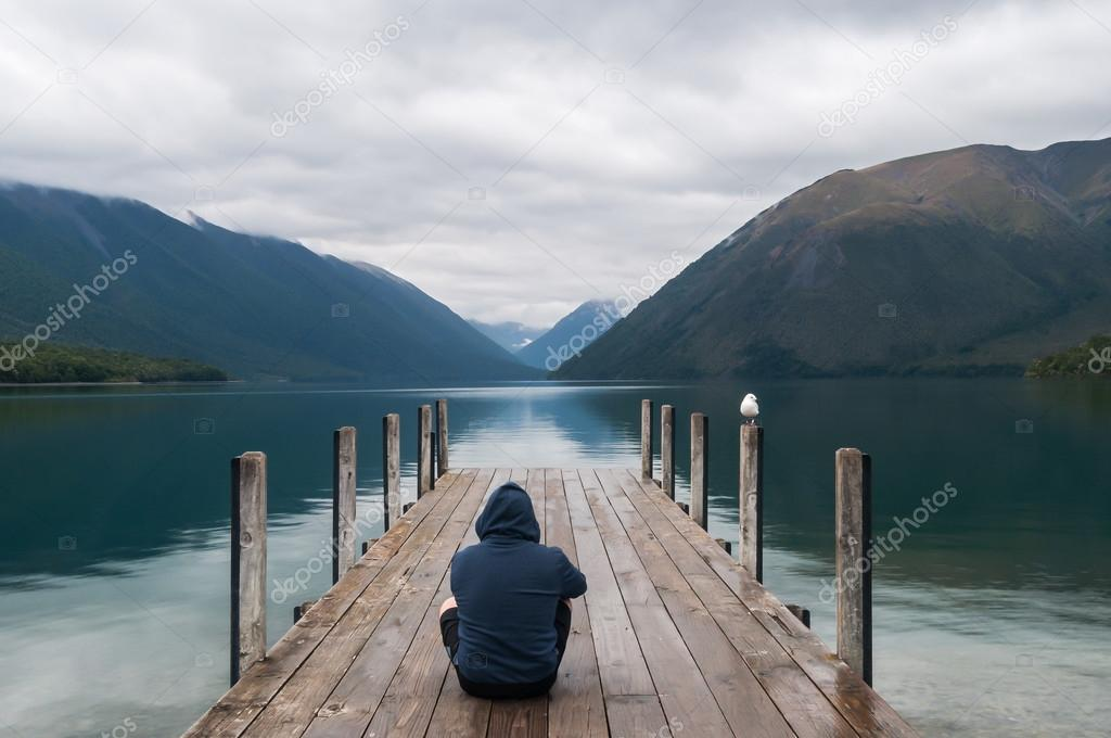 Nelson Lakes National Park New Zealand