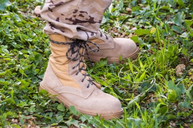 military combat
