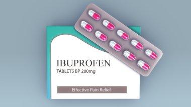 ibuprofen medicine pills