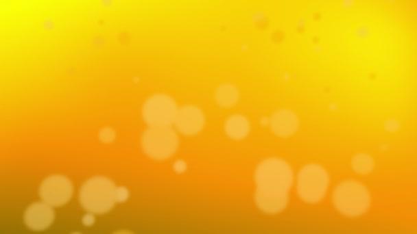 sárga buborékok