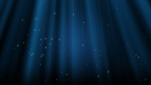 modrá částice