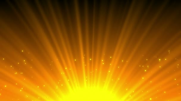 Slunce paprsky