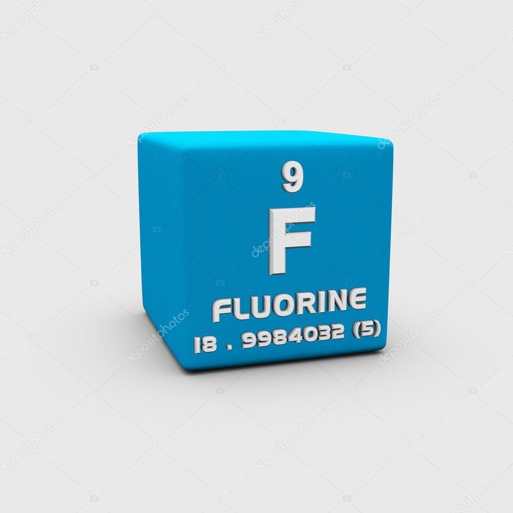 Fluorine Atomic Number