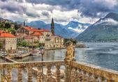 Perast město, Černá Hora