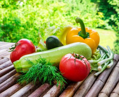 Healthy food from village