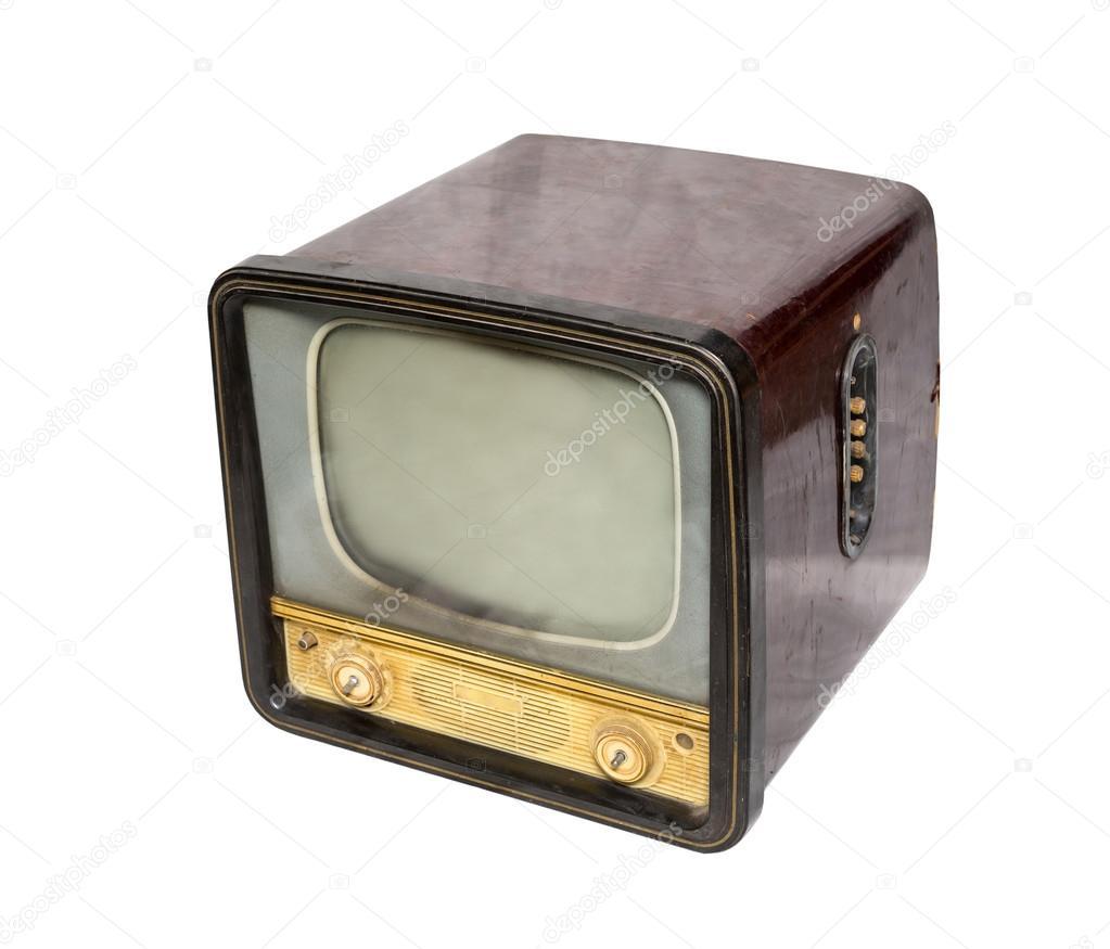 Old Television Top View Stock Photo C Arcadi1962 74514293