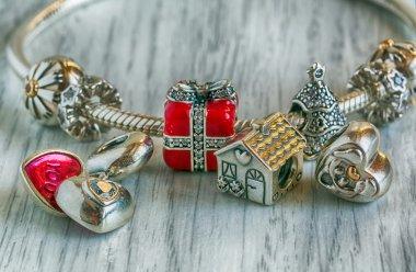 Pandora Bracelet jewelry, vintage