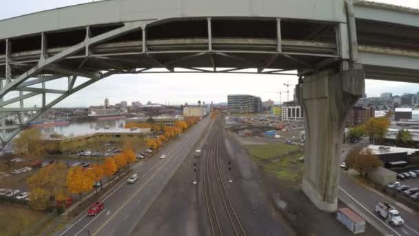 Portland vzdušný most Fremont