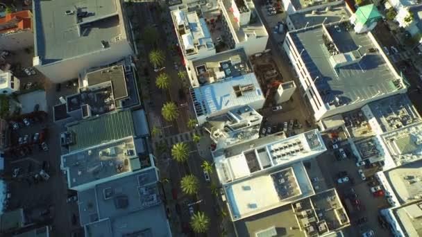Beverly Hills belvárosában