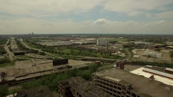 Detroit antény