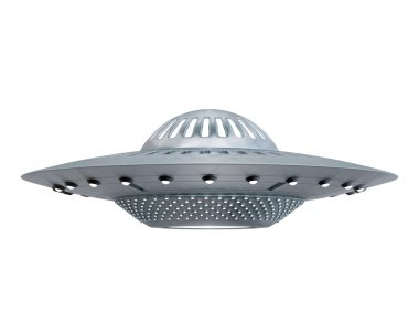 Ufo spaceship flying saucer
