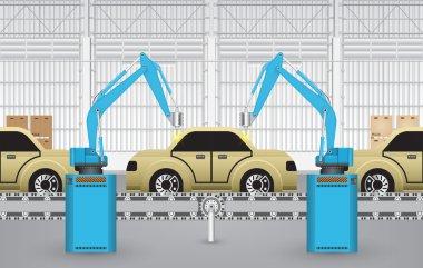 Robots car