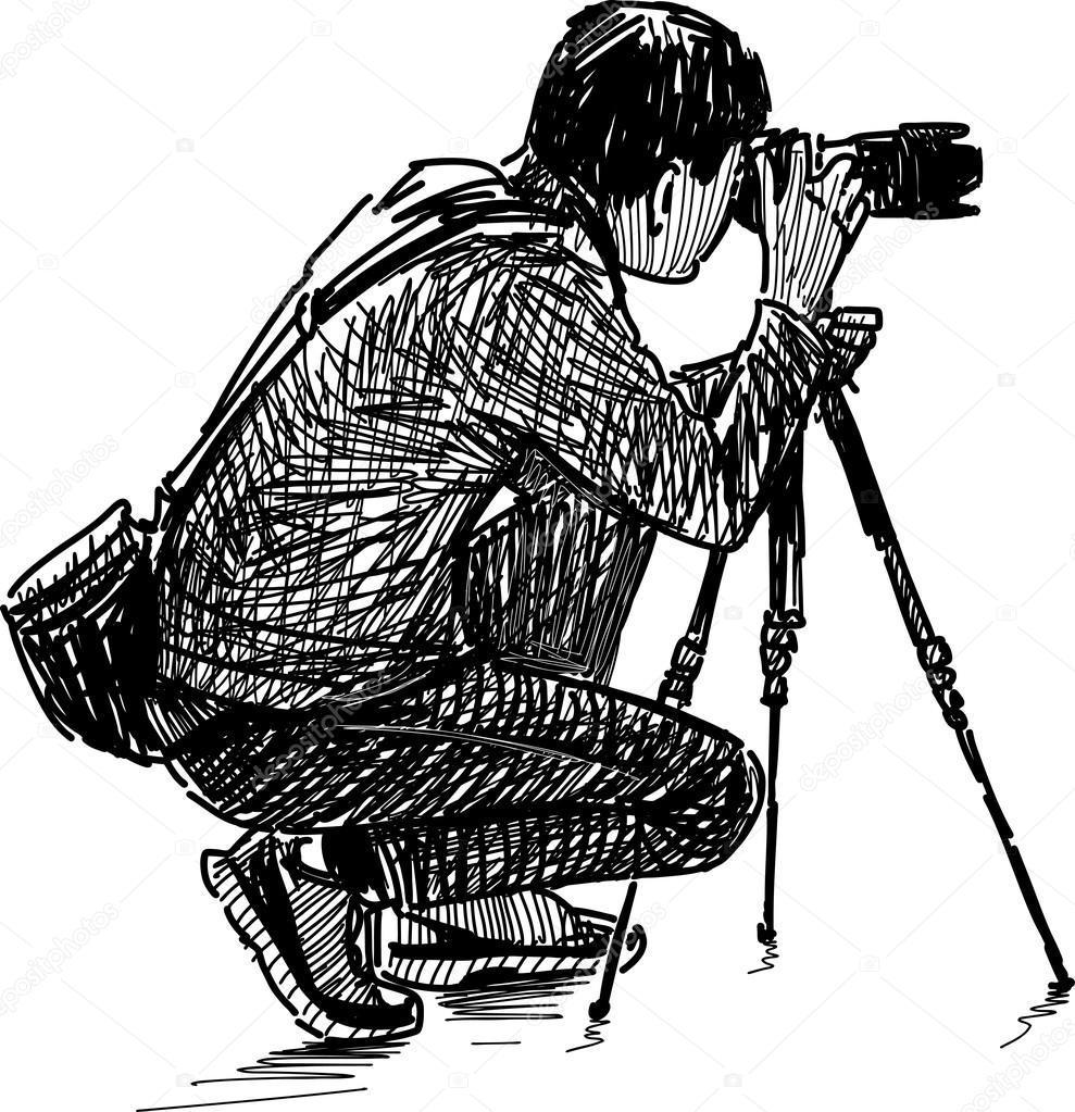 Afbeeldingsresultaat voor fotograferen tekening