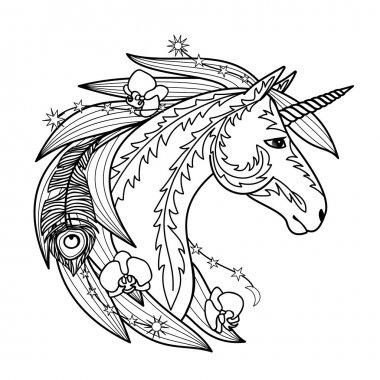 Ornamental Unicorn