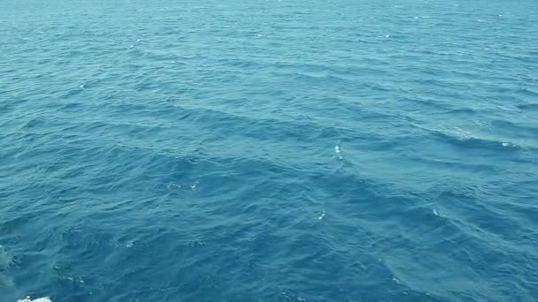 Textury vody zpomalené