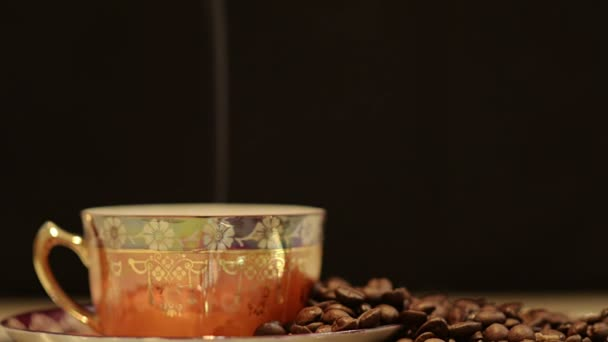 žhavý káva