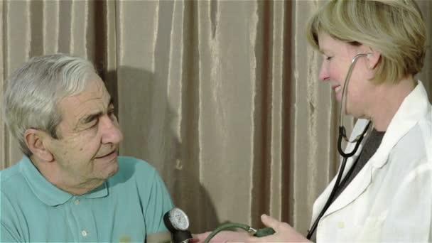 Blood Pressure reading