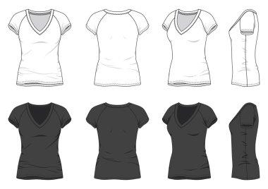 Blank Women's t-shirt