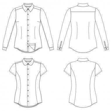 Blank Women's Shirt