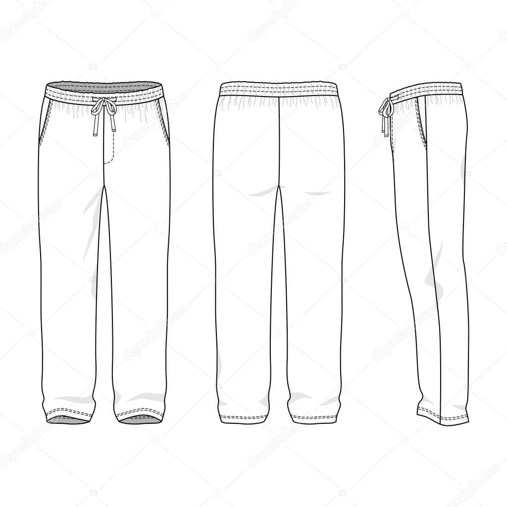 Sweatpant Jeans For Men