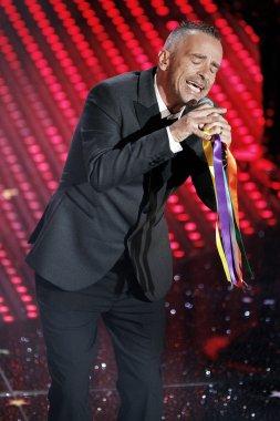 singer Eros Ramazzotti