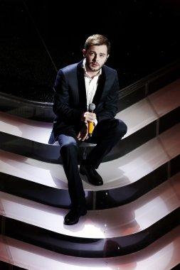 singer-songwriter Lorenzo Fragola