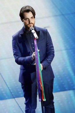 singer Valerio Scanu