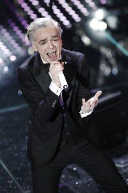 singer Marco Castoldi aka Morgan