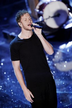 Dan Reynolds and The Imagine Dragons