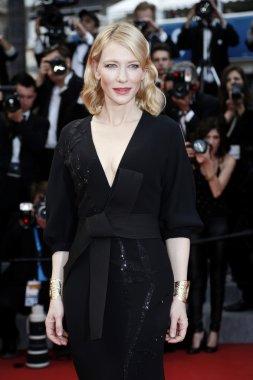 Actress Cate Blanchett