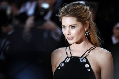 Model Doutzen Kroes