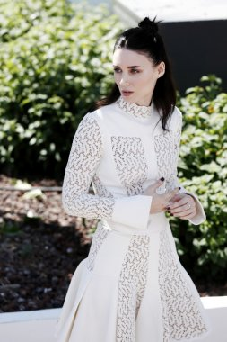 Actress Rooney Mara