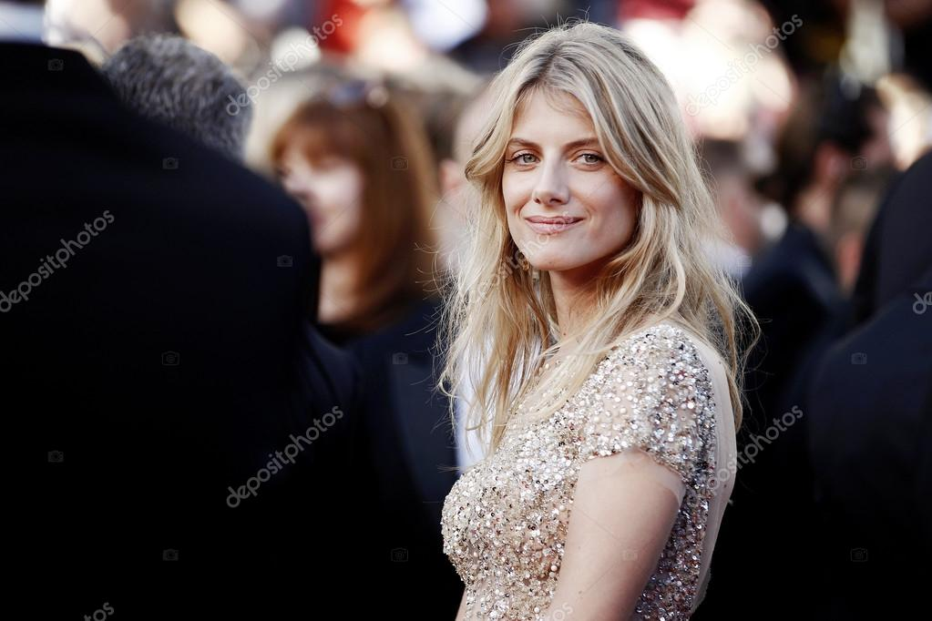 Actress Melanie Laurent