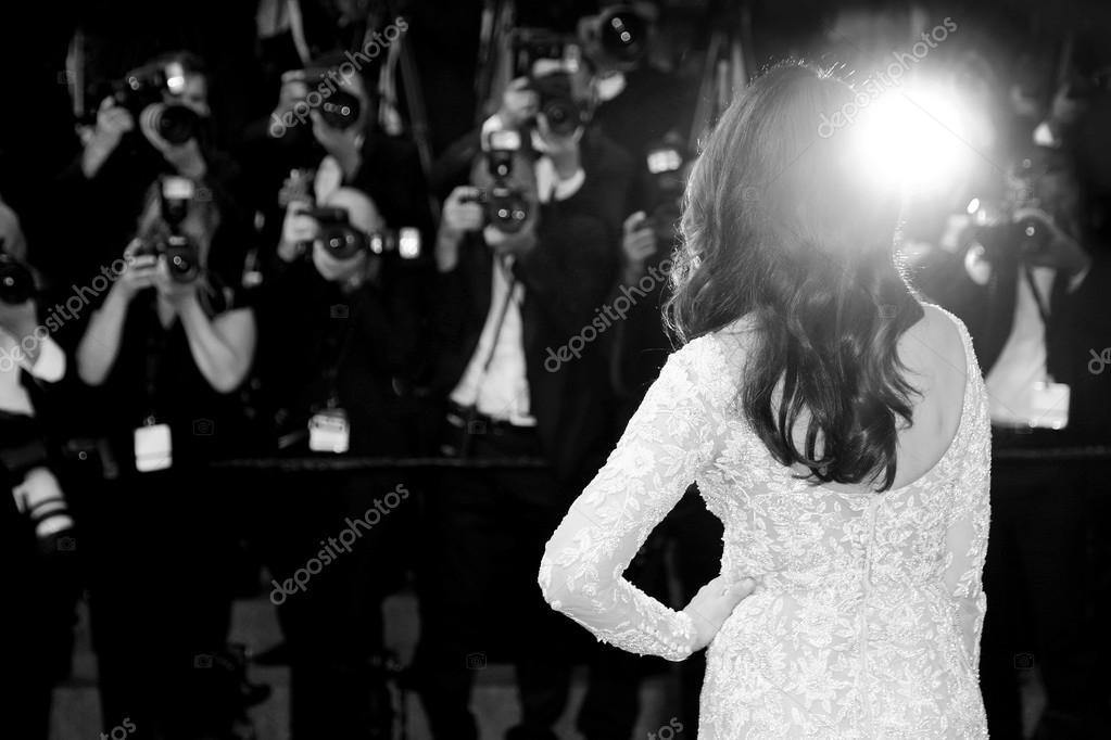 Actress Andie MacDowell