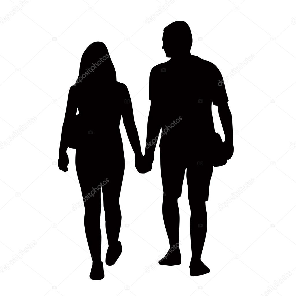 99 New Couple Holding Hands Silhouette Inspiration | Geese.cc