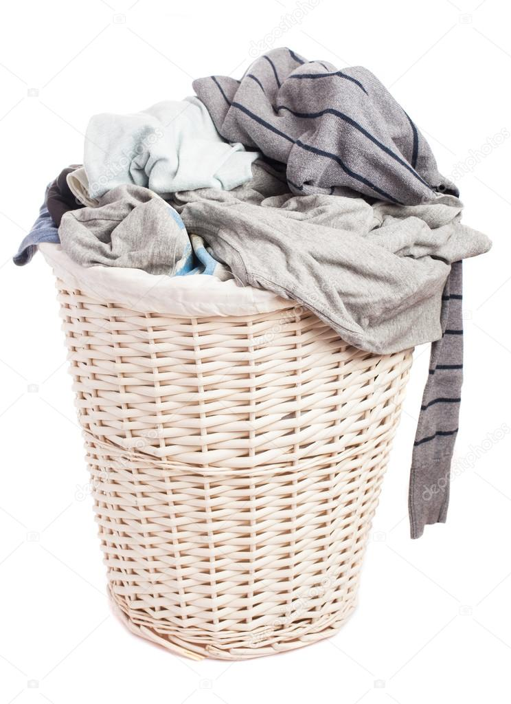 Cesto ropa sucia mimbre free vintage canasta de mimbre - Cesto ropa mimbre ...