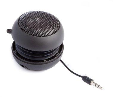 Little black speaker