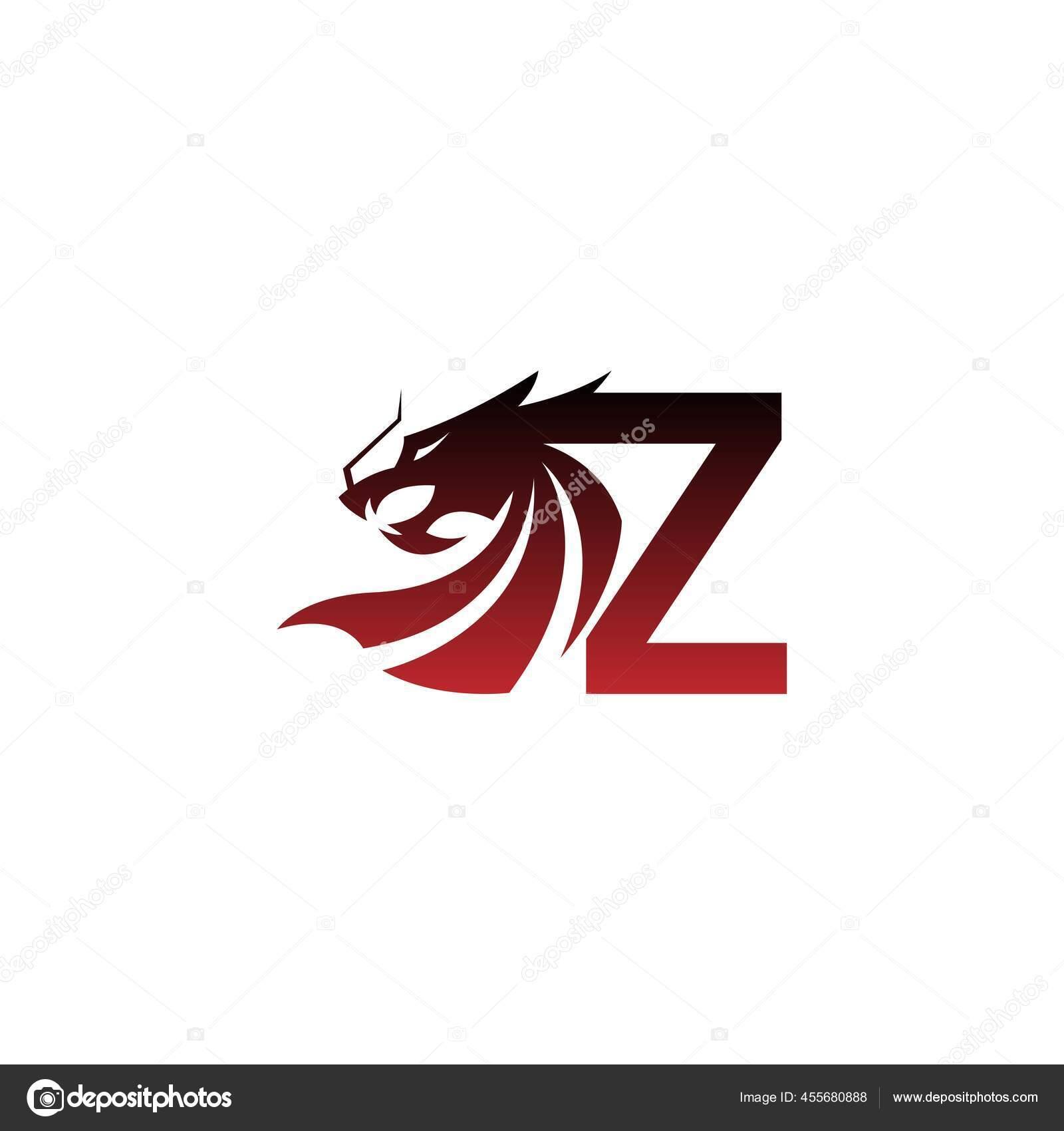 Simbol Huruf Z Keren