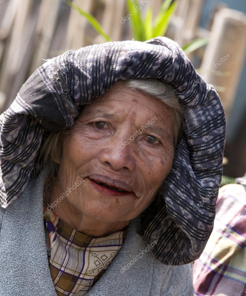 Village People Flores Indonesia Stock Editorial Photo