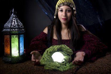Female Fortune Teller