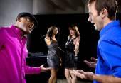 Pick-up artisti molestare le donne