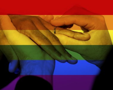 social media to celebrate legalization of same-sex marriage