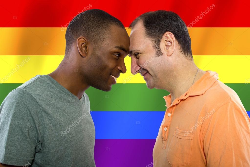 Gay smíšené rasy sex