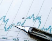 Fotografie Financial analysis