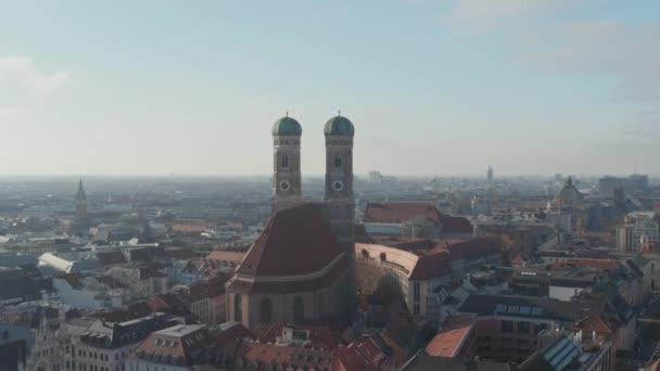 Berühmte Frauenkirche, Frauenkirche in der Münchner Innenstadt, Traglufthallen in