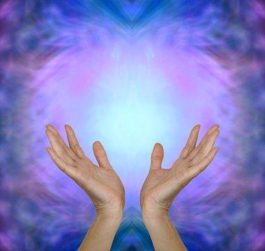 Sensing Angelic Healing Energy